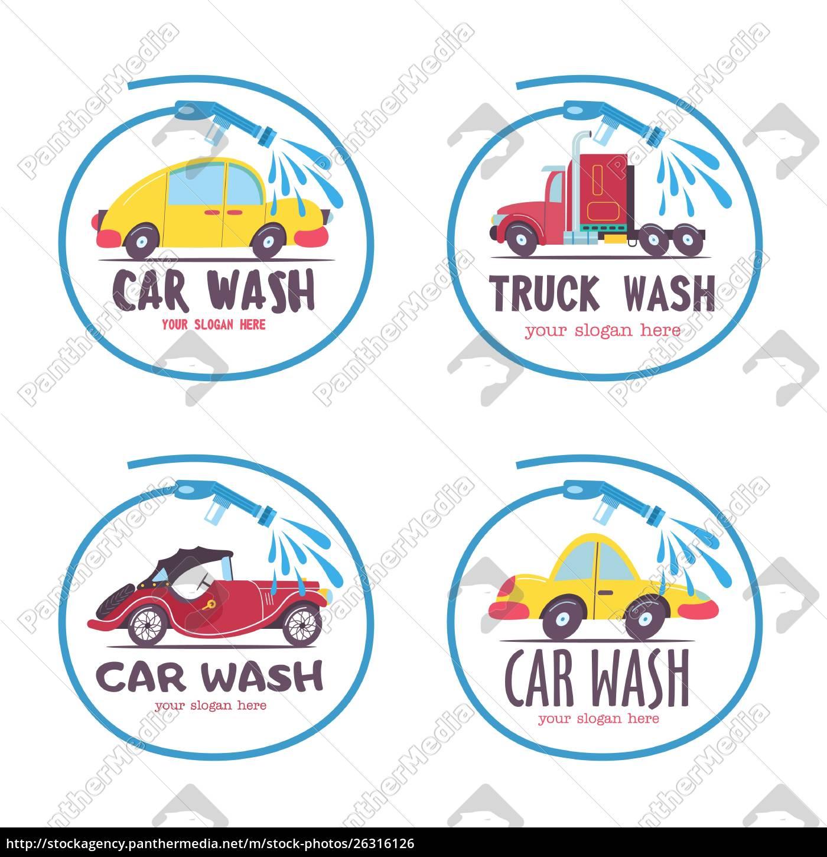 set, of, emblems, of, a, car - 26316126