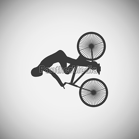 bicycle wood application icons