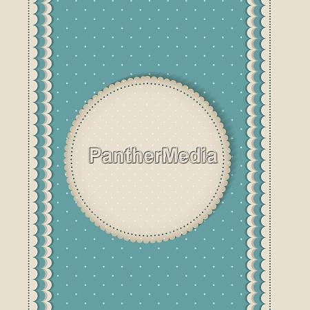 vintage card vector illustration eps10 vintage