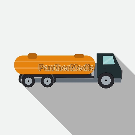 ftat truck vector illustration eps10 ftat