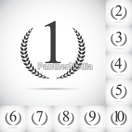 from first to ten place laurel