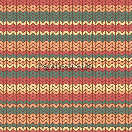 seamless knitted pattern seamless pattern