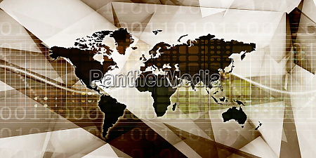 global, communication - 26343021