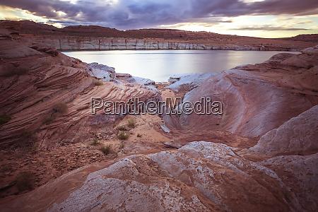 usa arizona lake powell