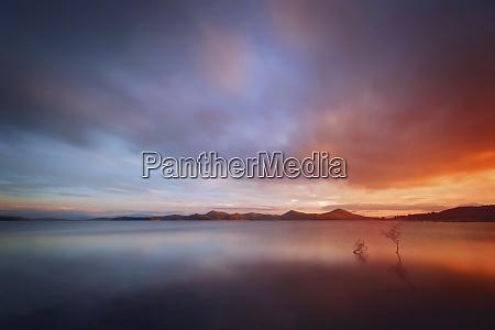 spai vitoria sea landscape at sunset
