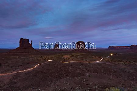 usa arizona navajo nation monument valley