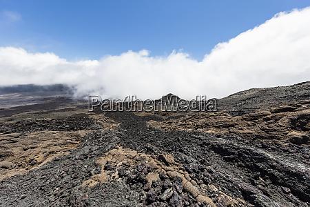 reunion reunion national park shield volcano