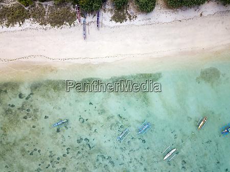 indonesia sumbawa west sumbawa aerial view