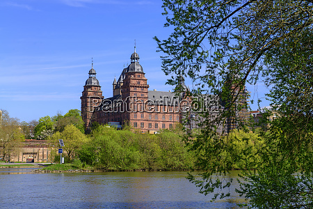 germany bavaria franconia lower franconia aschaffenburg