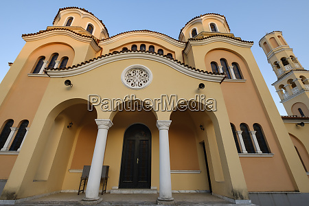 albania shkoder orthodox church katedralja e
