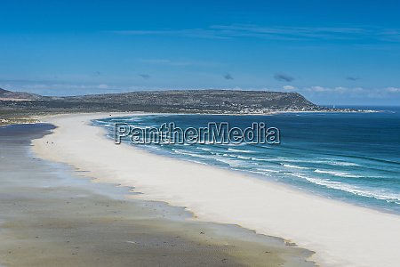 south africa noordhoek beach view from