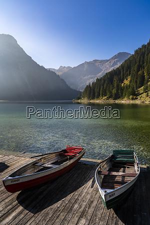 austria tyrol allgaeu alps tannheim mountains