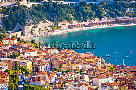 villefranche sur mer idyllic french riviera