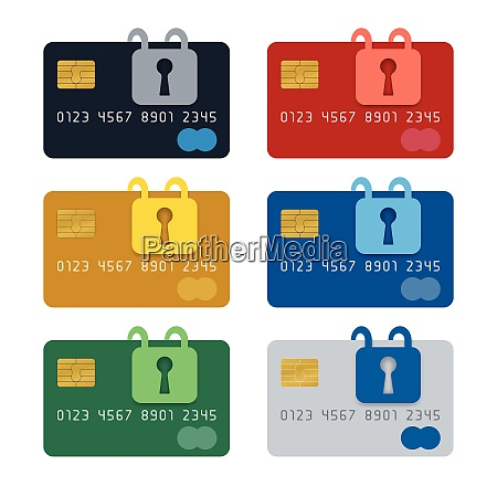 secure online shopping icon