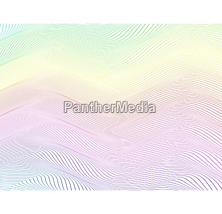 abstract pattern colorful curve lines abstract