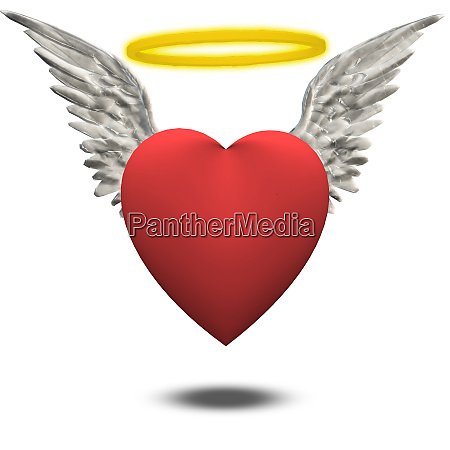 angellic or innocent heart