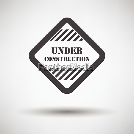 icon of under construction icon of