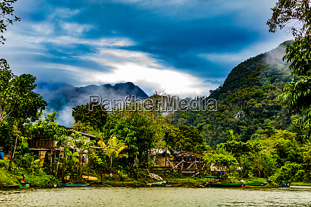scenics in gunung mulu national park