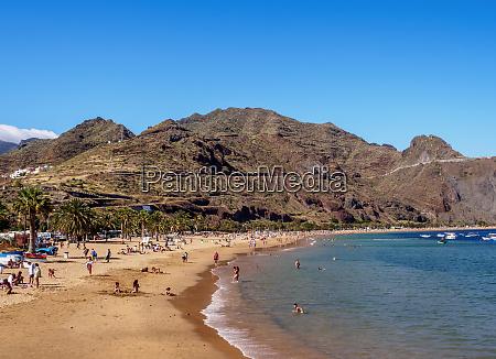 las teresitas beach san andres tenerife