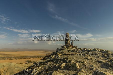 the view from pilon de azucar