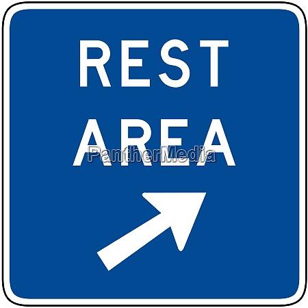 rest area gore