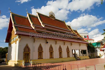 wat dong palep temple vientiane laos