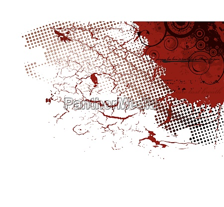maroon abstract background with a halftone