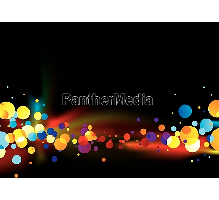 multi colored abstract background with bright