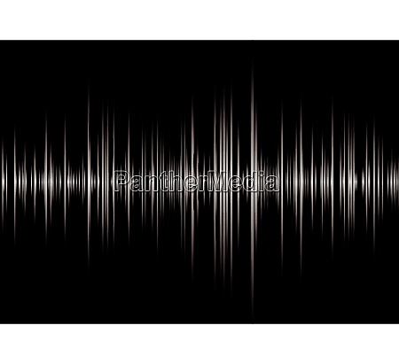 black and silver graphic music read