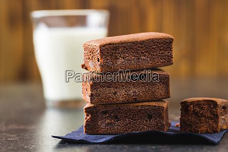 sweet chocolate brownies