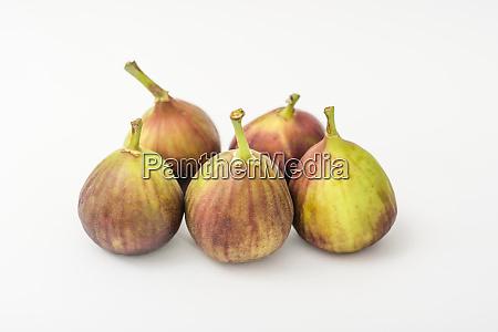 fresh whole figs