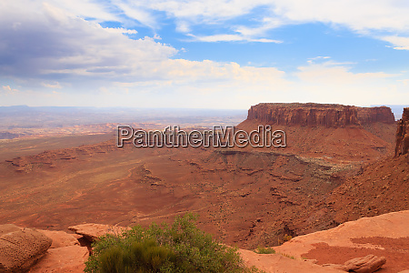 canyonlands national park panorama