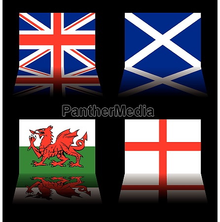 reflected version of the british national
