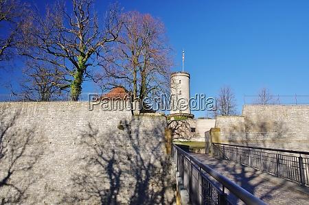 tourist attraction sparrenburg bielefeld ostwestfalen lippe