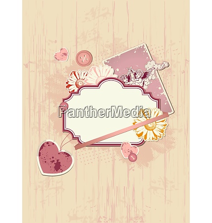 scrapbooking kit for valentines day