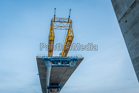 the construction site of crown princess
