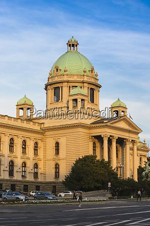 national assembly belgrade serbia europe