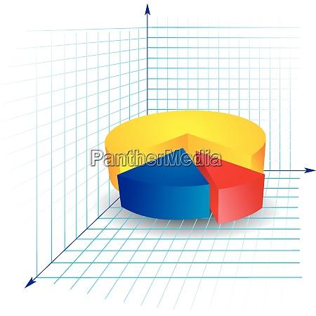 color diagram with segments