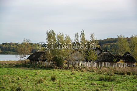 viking settlement haithabu germany