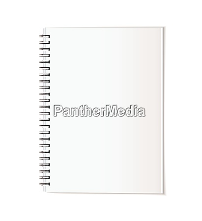 simple paper office supplies note pad