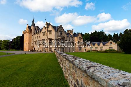 brodie castle moray scotland united kingdom