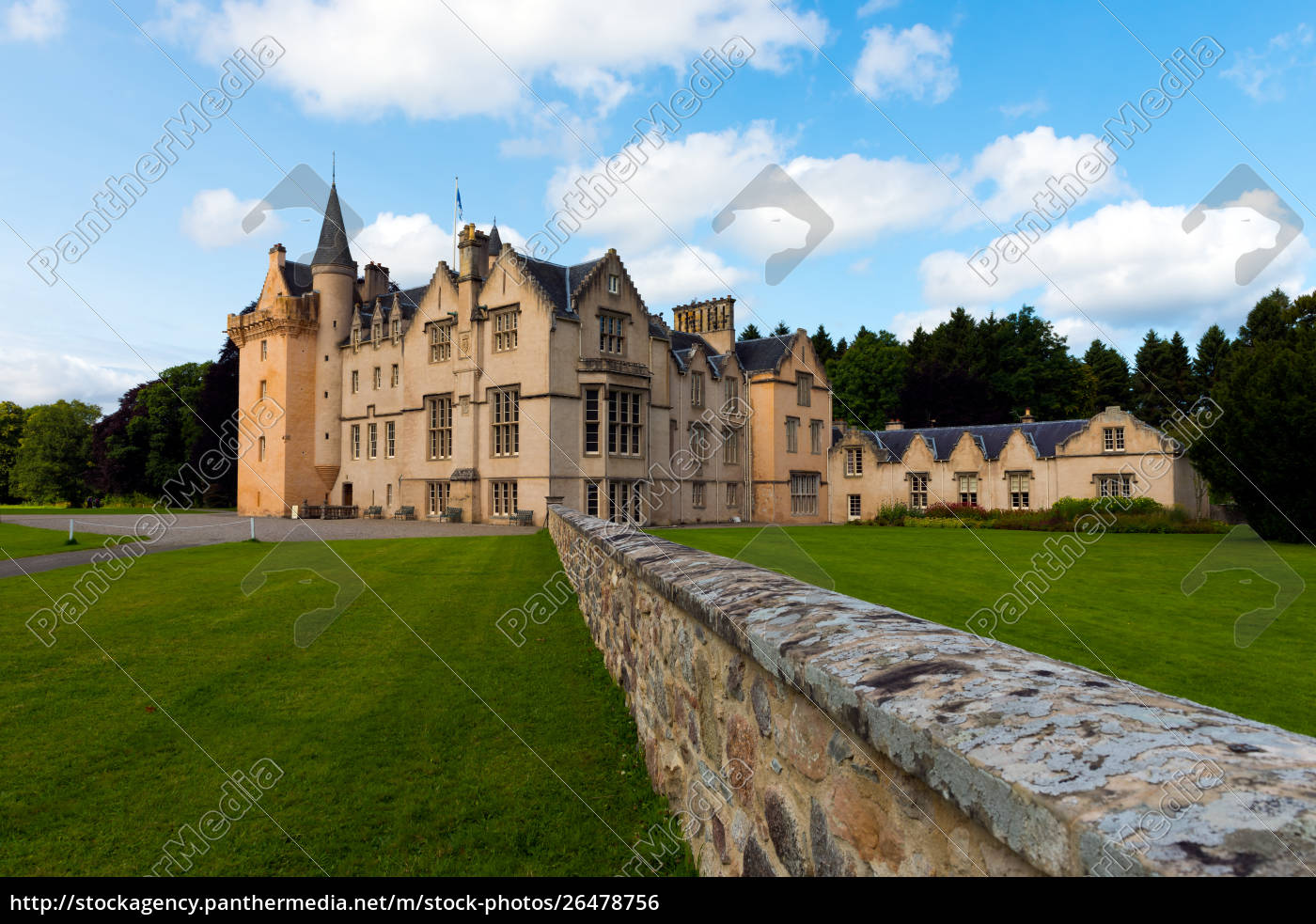 brodie, castle, , moray, , scotland, , united, kingdom, - 26478756