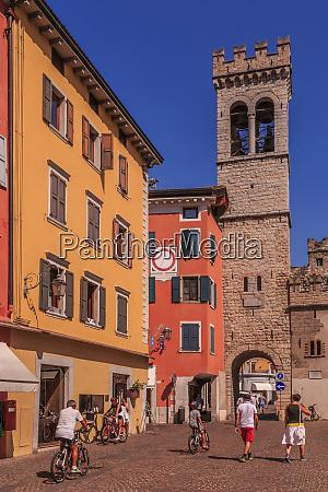 view of porta di san michele