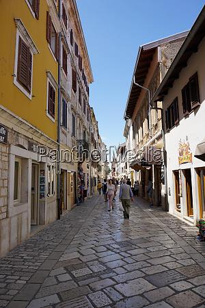 porec istra peninsula croatia europe