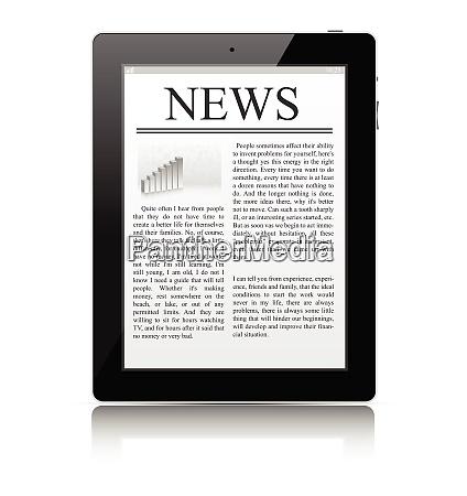 fresh news on tablet pc