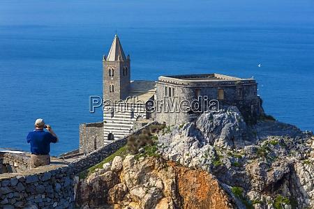 church of s pietro portovenere liguria