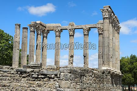 roman temple of diana unesco world