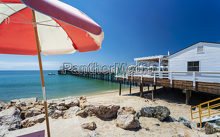 view of malibu beach and malibu