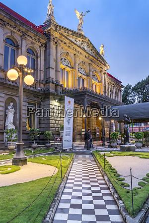 the national theatre teatro nacional at