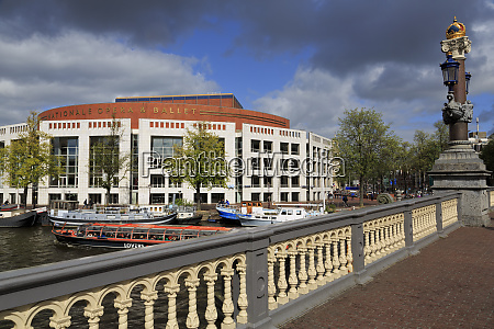 national opera and ballet theatre amsterdam